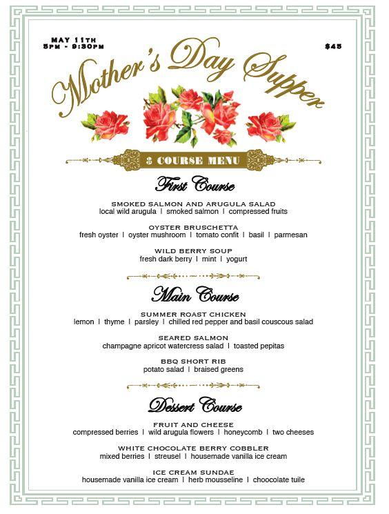 Mother's Day, brunches, restaurants, orange county