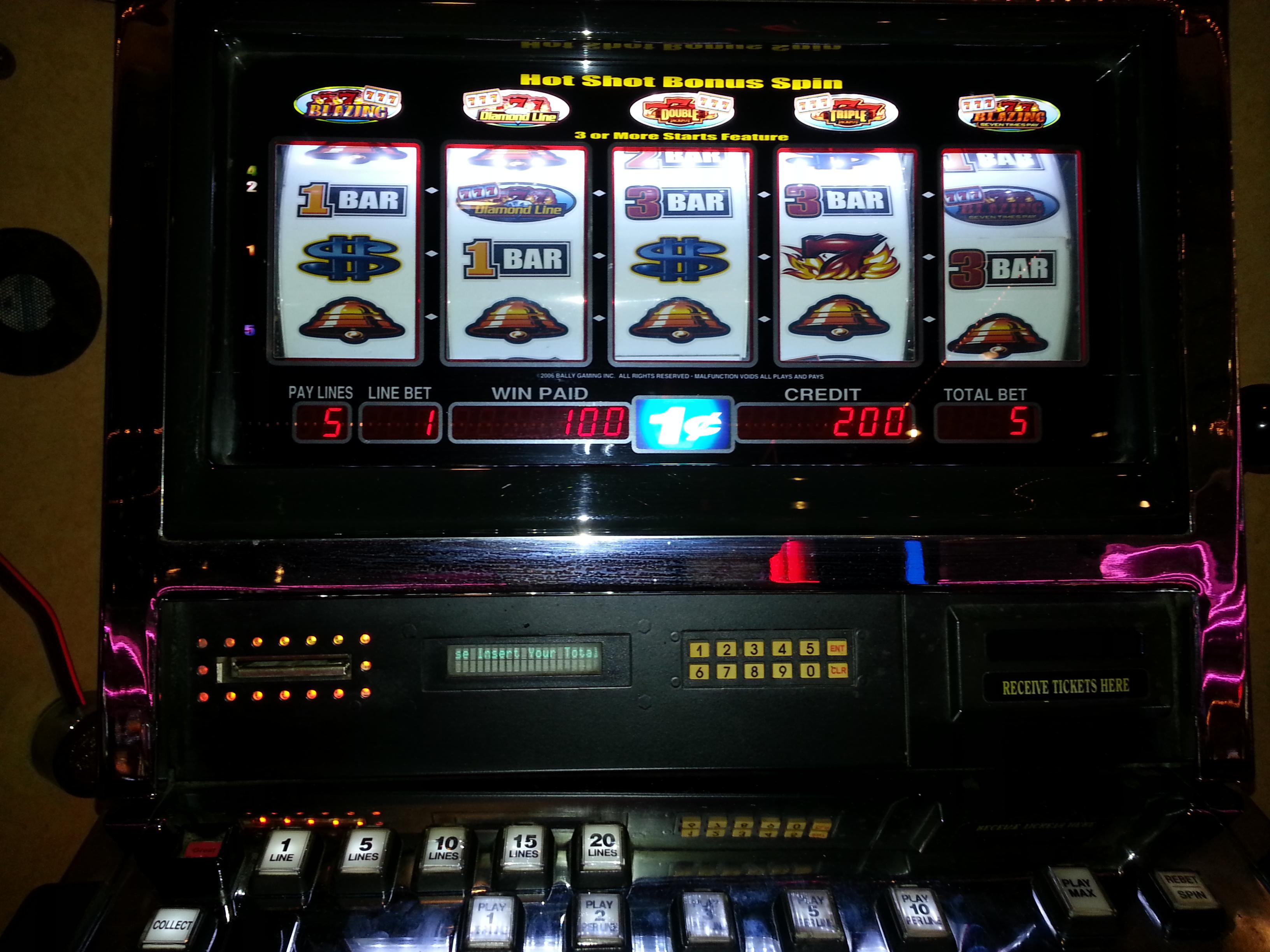 Winning At Slots Navigation Menu