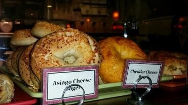 bagels and brew, dinner menu, aliso viejo, giveaway