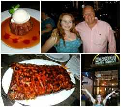 Bondi grill house, huntington beach, australian food, south african food, bbq