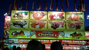 Chicken Charlie's Crazy Variety