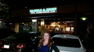 bagels and brew, dinner menu, aliso viejo, giveaway