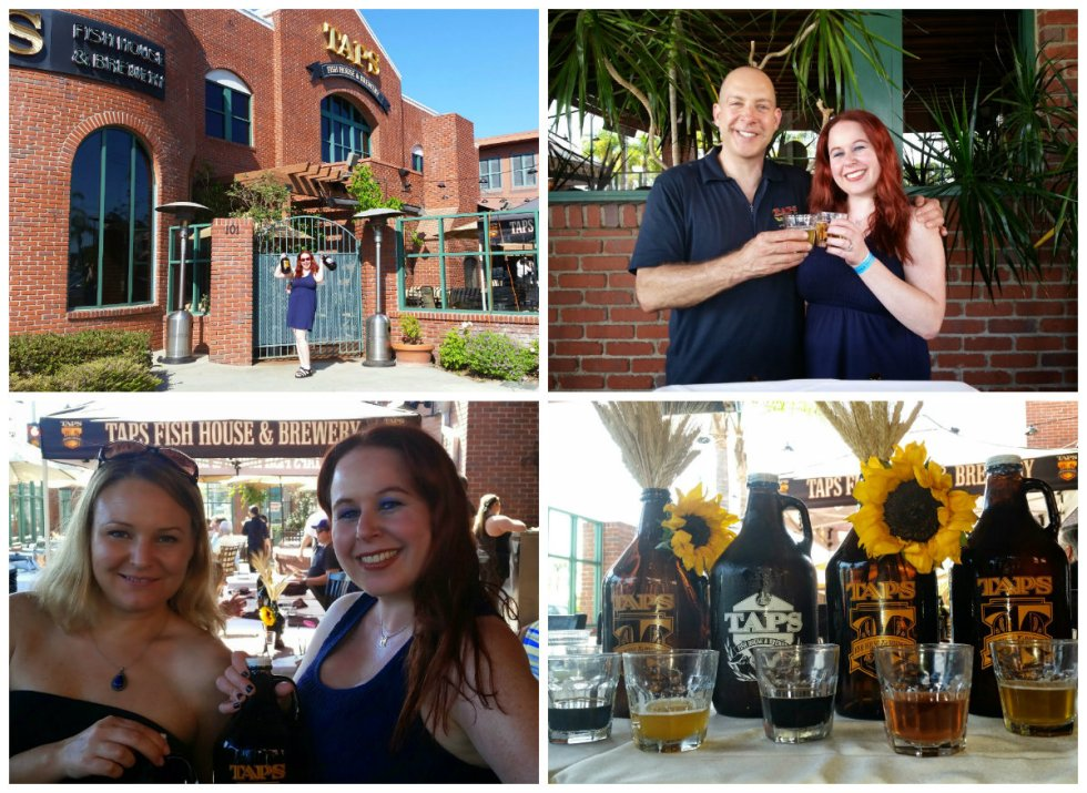 TAPS, downtown brea, beer, bbq, brewmaster