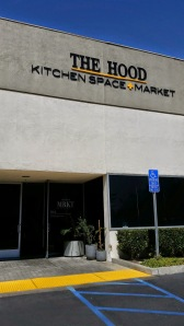 the orignal stuft scone, hood kitchen space, orange county