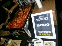 OC Weekly decadence party 2014, hilton costa mesa