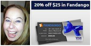 movie tickets deal, fandango, visa signature