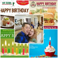 Birthday Deals Cover Photo