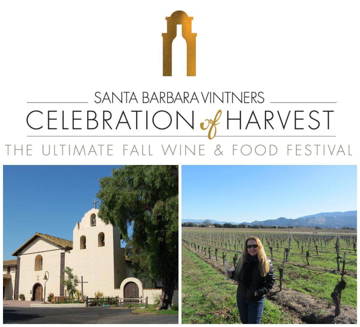 celebration of harvest, santa barbara vintner's, solvang, wine tasting