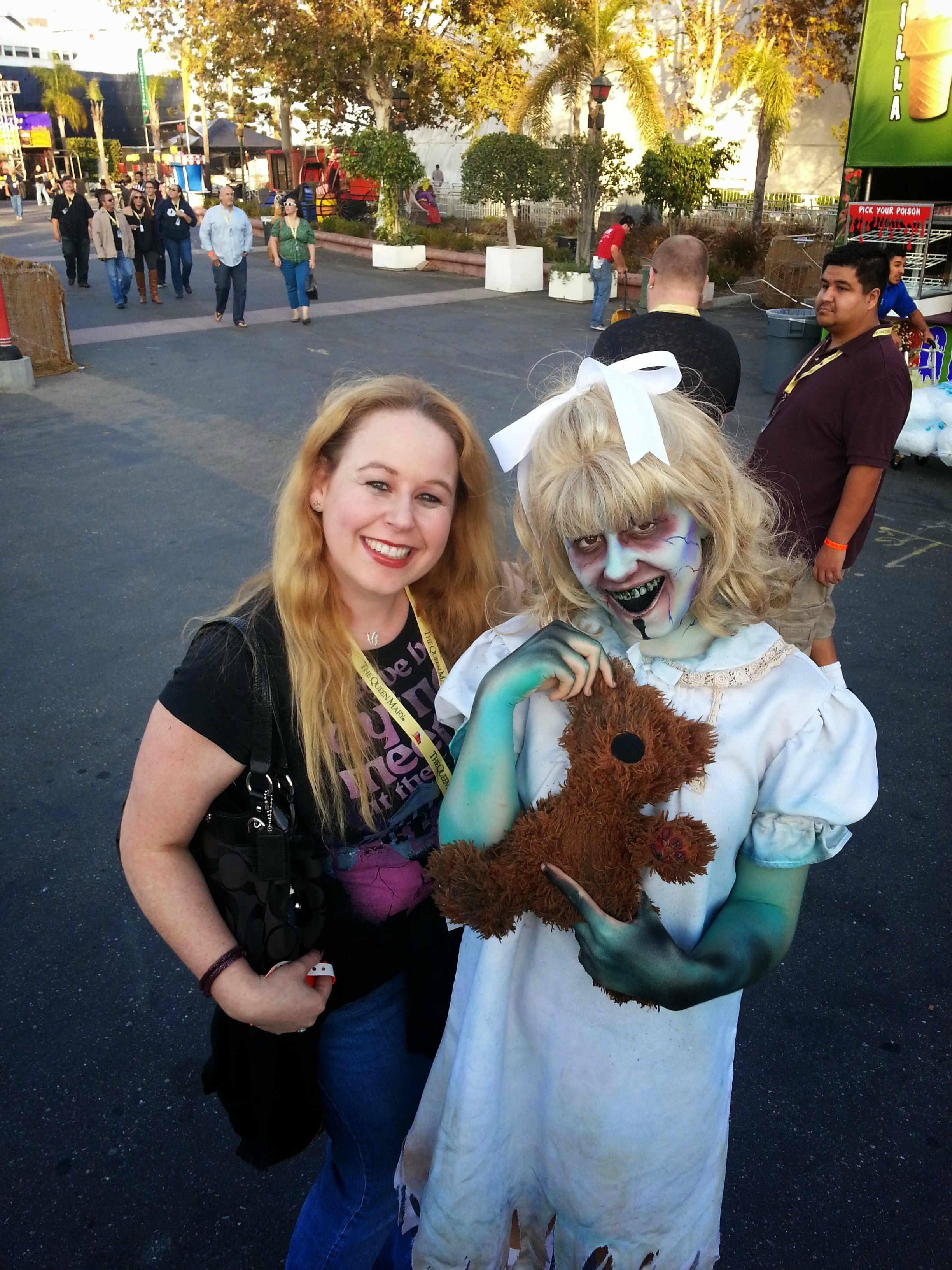 queen mary dark harbor halloween event 2014 – dani's decadent deals