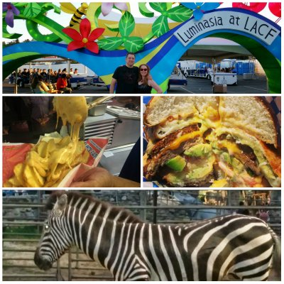LA County Fair, free ticket giveaway, tasti chips, grantsburgers