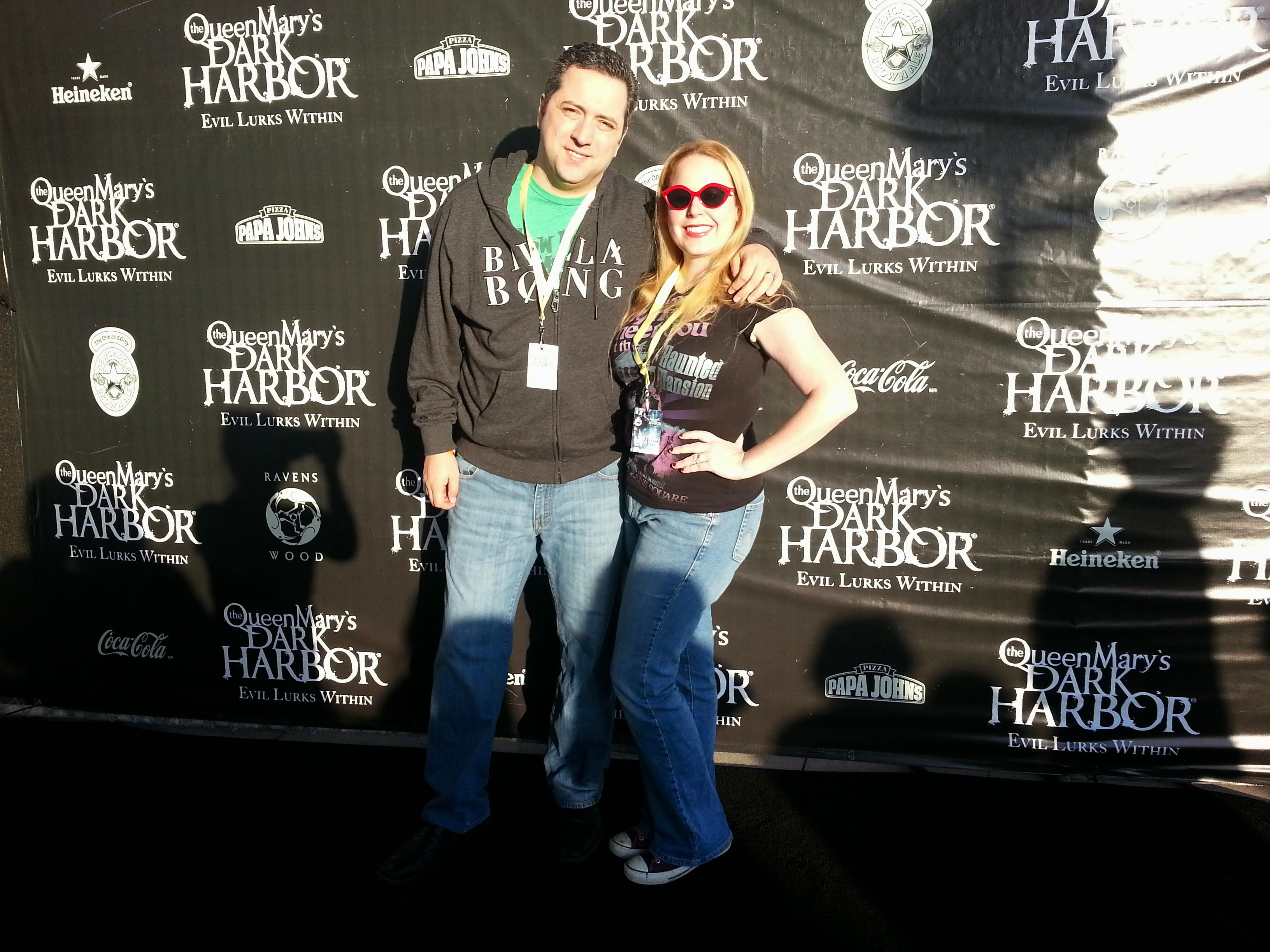 queen mary dark harbor halloween event 2014 – dani's decadent deals