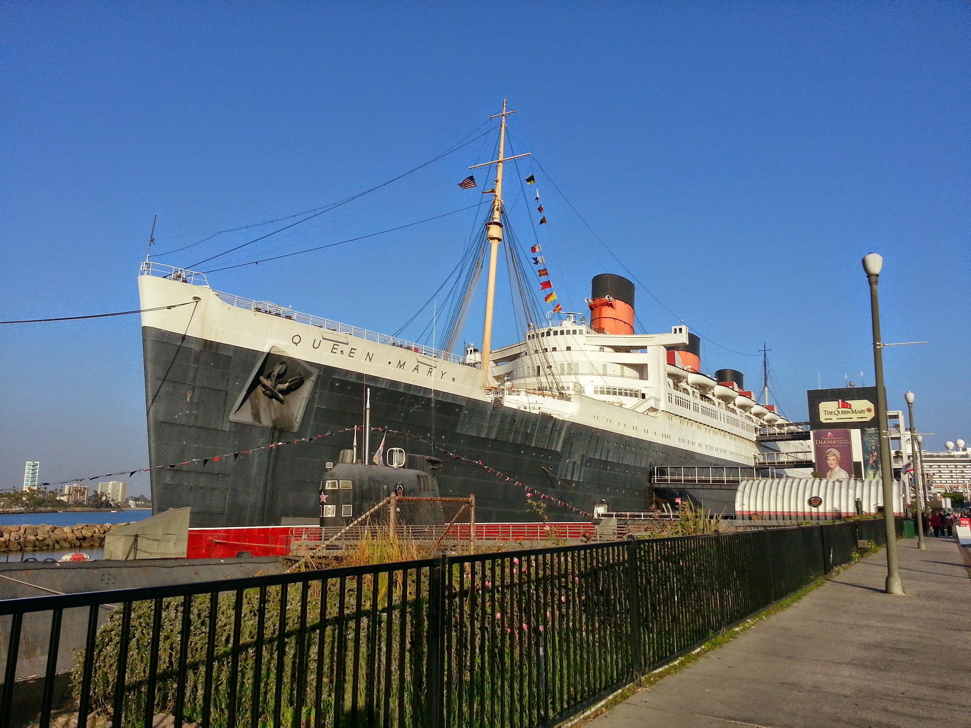 Queen Mary Dark Harbor Halloween Event 2014 | Dani's Decadent Deals