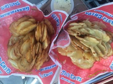 LA County Fair, free ticket giveaway, tasti chips, grantsburgers