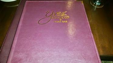 yve's bistro retsaurant and wine bar, anaheim hills, wine, restarurant
