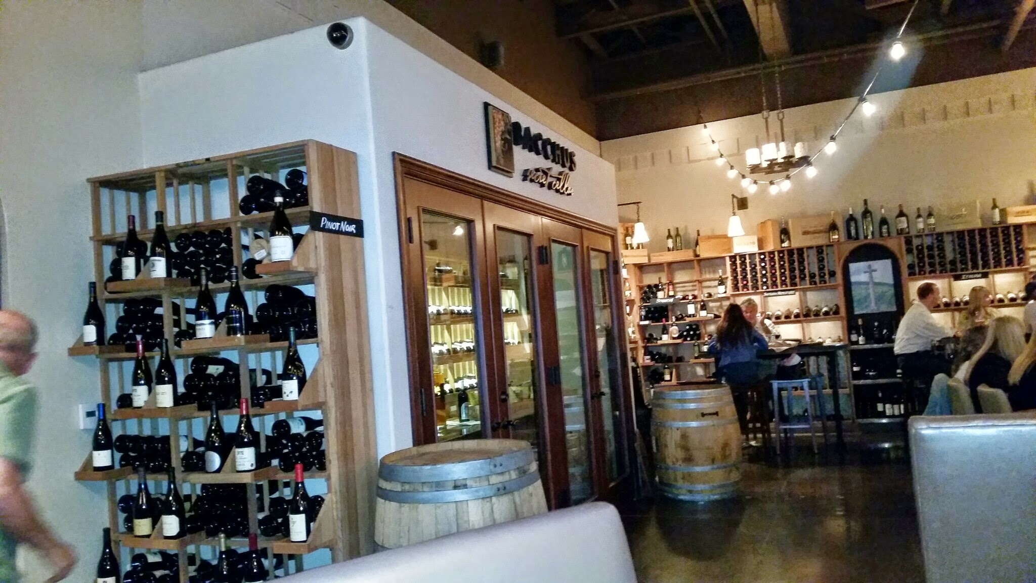 Bacchus Bar And Bistro Delicious Dining And Wine A