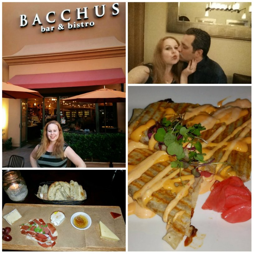Bacchus Bar and Bistro, Irvine, restaurants, wine bar, quail hill