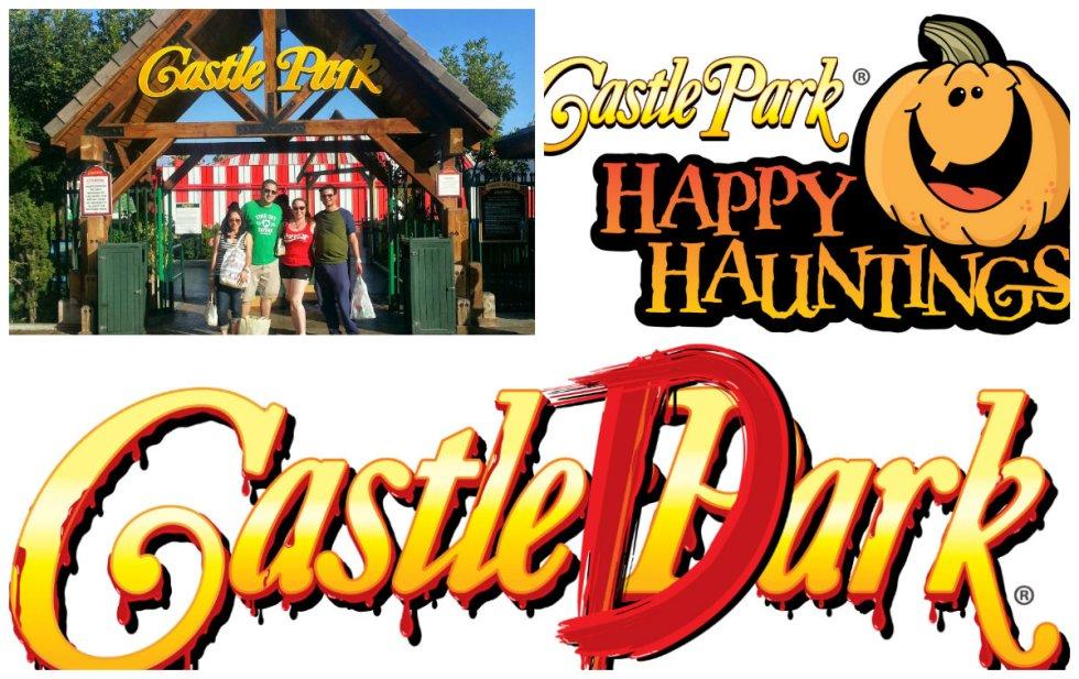 castle park, castle dark, happy hauntings, riverside, halloween events