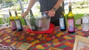 Celebration of harvest, santa barbara wines, vintner's association
