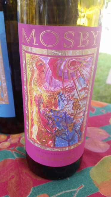 Celebration of harvest, santa barbara wines, vintner's association