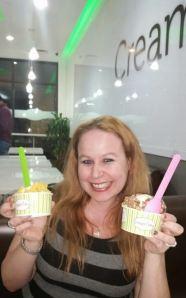 Creamistry, Nitrogen ice cream , ice cream