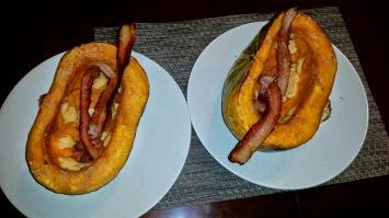 Kabocha squash recipe, fall recipes, cooking with squash