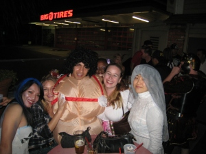 Halloween adult events, orange county, los angeles, hollywood
