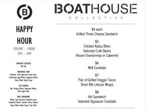 The Boathouse Collective, Costa Mesa Restaurant, Art, Live Music