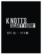 knott's Scary Farm, Knott's Berry Farm, Buena Park