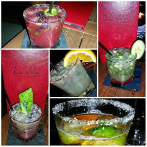 La Vida Cantina, Costa Mesa, Mexican Food, The Triangle
