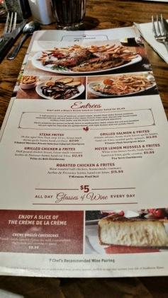 Mimi's Cafe, new frites grill menu