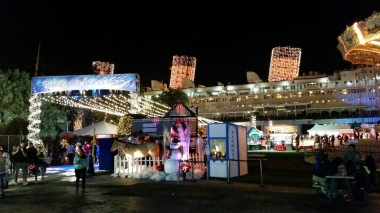 Chill Queen Mary, long beach holiday events