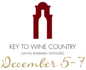 Santa Barbara Key to Wine Country Logo