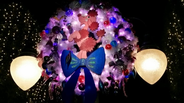 Disney Wreaths - Disneyland Holiday Magic