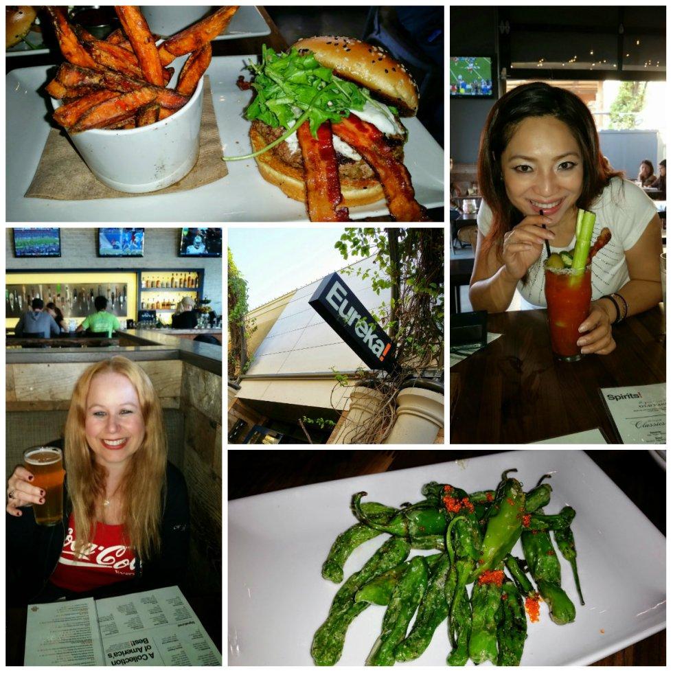 Eureka Irvine, irvine restaurants