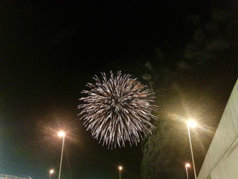 Holidays Fireworks Show - Disneyland Holiday Magic