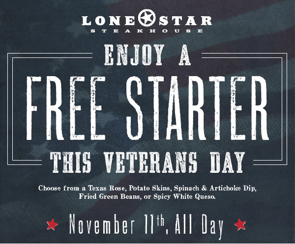 Veterans Day Haircut Veteran's Day Deals Freebies