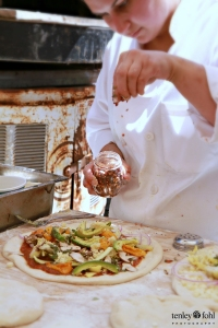 Cooking during Key to Wine Country - Photo Credit - Tenley Fohl