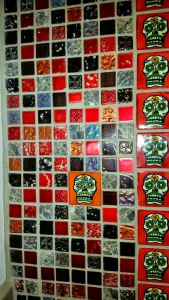Awesome Tiling - Mi Casa Mexican Restaurant Costa Mesa