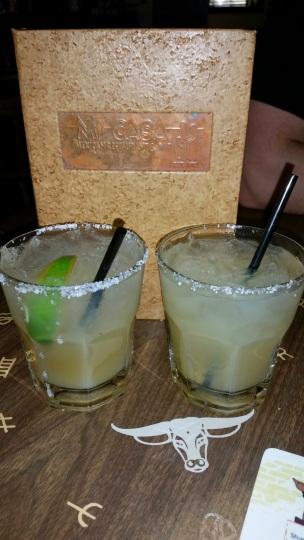 Dos Cazadores Cadilla Margaritas - Mi Casa Mexican Restaurant Costa Mesa
