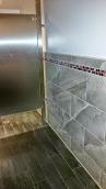 New flooring and walls in restrooms - Mi Casa Mexican Restaurant Costa Mesa