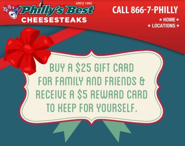 Holiday Gift Card Freebies Promotion, gifts, gift cards, holidays