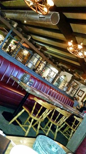 Restaurant Interior - Mi Casa Mexican Restaurant Costa Mesa