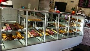 pink ribbon donuts, mission viejo, mission viejo doughnuts