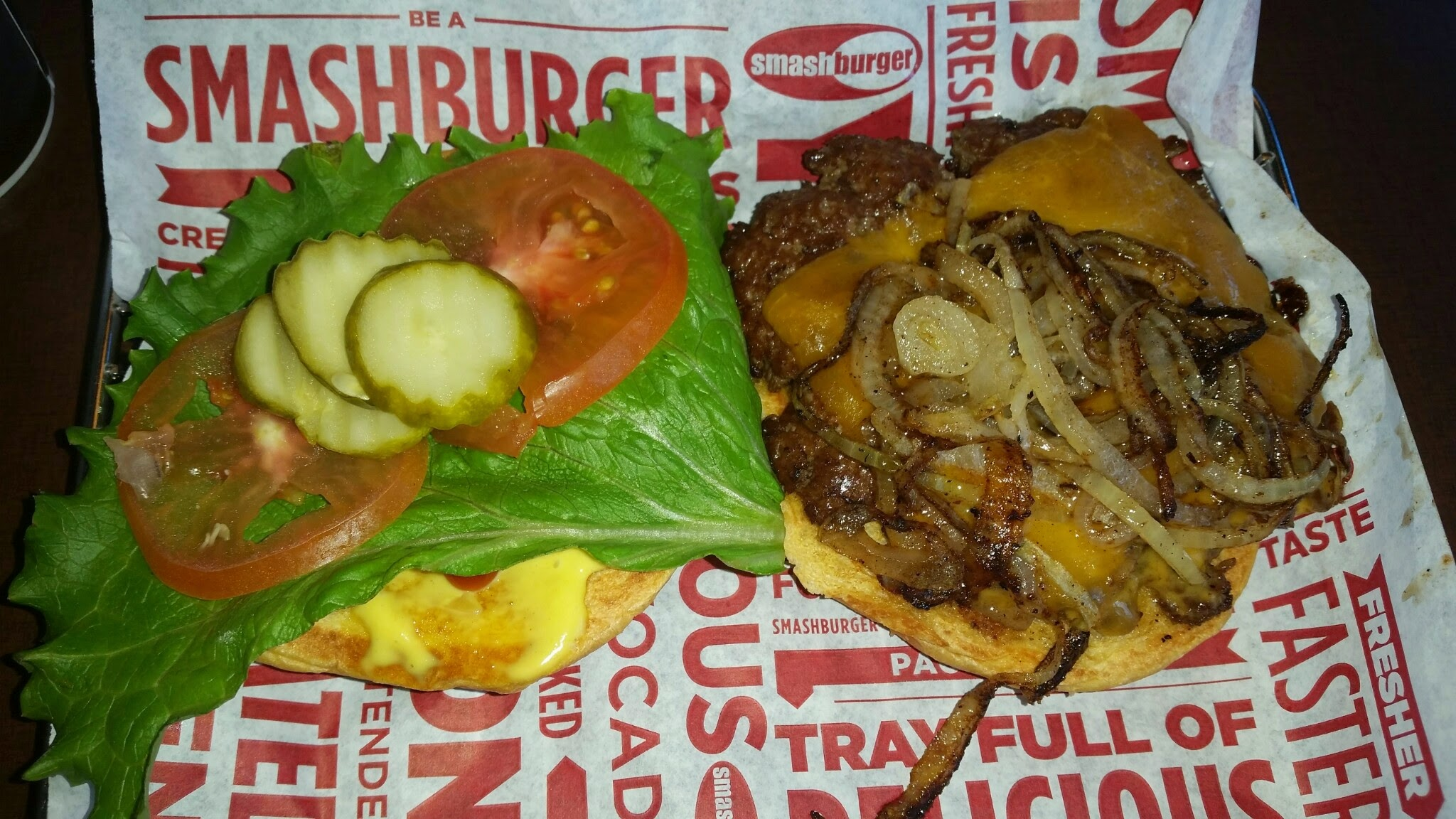 Smashburger Rocks With Worldwide Locations and 33 Different States in ...