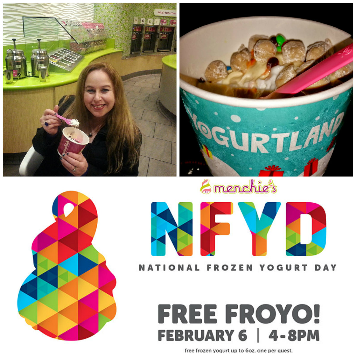National frozen yogurt day free frozen yogurt, free frozen yogurt, menchies, yogurtland