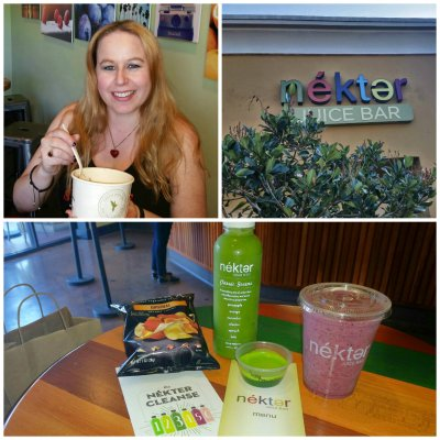Nekter Juice Bar, juice cleanse