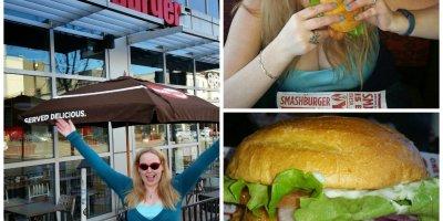 Smashburger restaurant