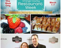 OC Restaurant Week is Here March 1 7   Prix Fixe Lunch and Dinner Menus  AvailableFebruary   2015   Dani s Decadent Deals. Orange County Dining Deals. Home Design Ideas