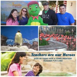 Free Sea World Annual Pass for Teachers, teacher deals