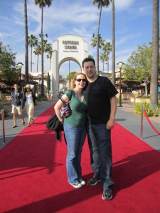 Universal Studios with My Love - Universal Studios, Buy a day, Get a Year FREE